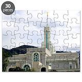 Timpanogos temple Puzzles