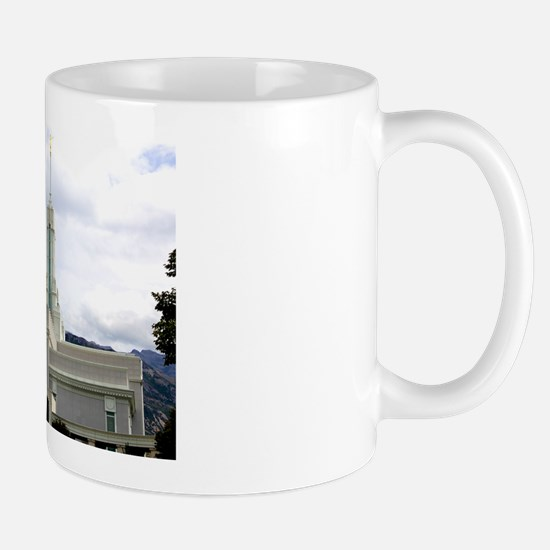LDS Timpanogos Temple Mugs