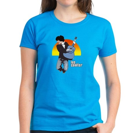 Women's Loose fit Dark T - Lee Coulter