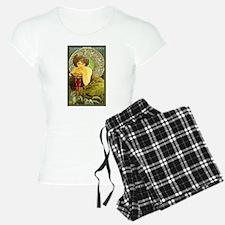 THE EMERALD, 1900.JPG Pajamas