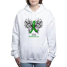 TBI Awareness Women's Hooded Sweatshirt