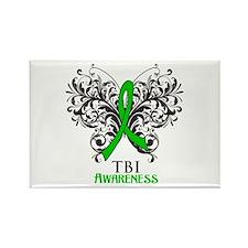 TBI Awareness Rectangle Magnet