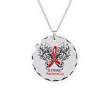 Stroke Disease Awareness Necklace