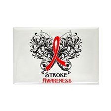 Stroke Disease Awareness Rectangle Magnet