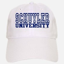 SCHUYLER University Cap