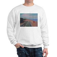 THE BEACH AT FLAGLER BEACH Sweatshirt