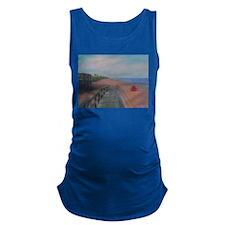 THE BEACH AT FLAGLER BEACH Maternity Tank Top