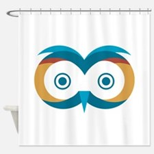 Origami Owl (1) Shower Curtain