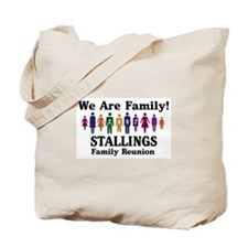 STALLINGS reunion (we are fam Tote Bag