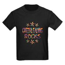 Cheerleading Rocks T