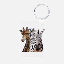 African Pride Keychains
