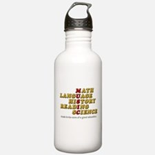 Music Education Water Bottle