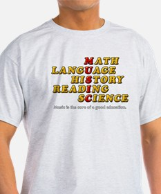 Music Education T-Shirt