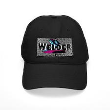 Welder Diamond Plate Baseball Hat