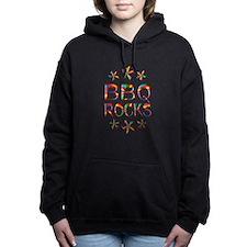 BBQ Rocks Women's Hooded Sweatshirt