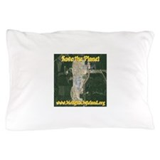 Save the Planet Kemper County Coal Fir Pillow Case