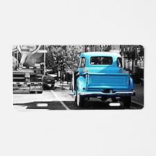 Vintage Chevrolet Truck Aluminum License Plate