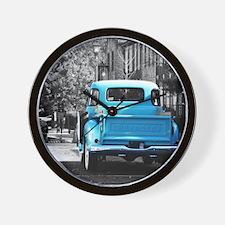 Vintage Chevrolet Truck Wall Clock