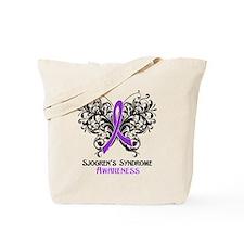 Sjogrens Syndrome Awareness Tote Bag