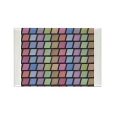 Eyeshadow Options Rectangle Magnet
