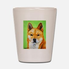 Unique Jindo Shot Glass