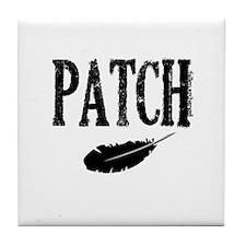 Patch Tile Coaster