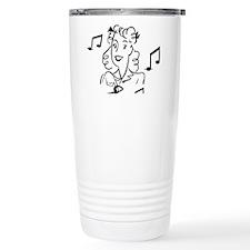 Funny Girls rocks Travel Mug