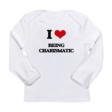 I love Being Charismatic Long Sleeve T-Shirt