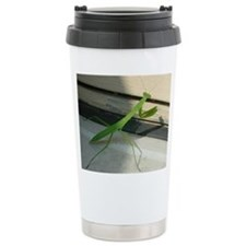 Cool Praying mantis Travel Mug