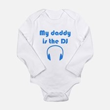 My Daddy Is The DJ Body Suit