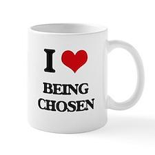 I love Being Chosen Mugs
