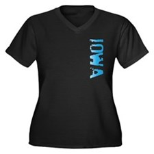 Iowa Plus Size T-Shirt