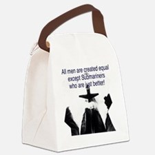 Submariners Canvas Lunch Bag