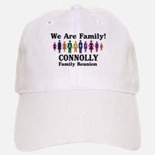 CONNOLLY reunion (we are fami Baseball Baseball Cap