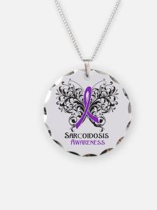 Sarcoidosis Awareness Necklace