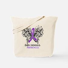 Sarcoidosis Awareness Tote Bag