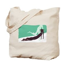 Don't Drag the Cat Tote Bag