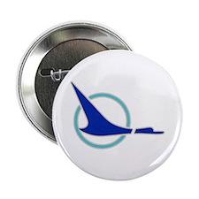 "Herman Blue Logo 2.25"" Button (10 pack)"