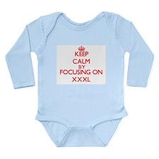 Keep Calm by focusing on Xxxl Body Suit