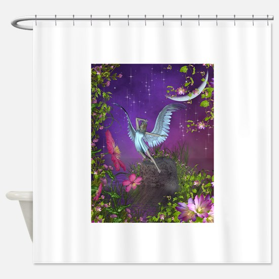 Best Seller fairy Shower Curtain