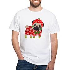 Snowflake Pug Shirt