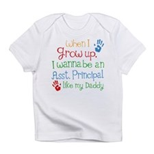 Future Asst. Principal Infant T-Shirt