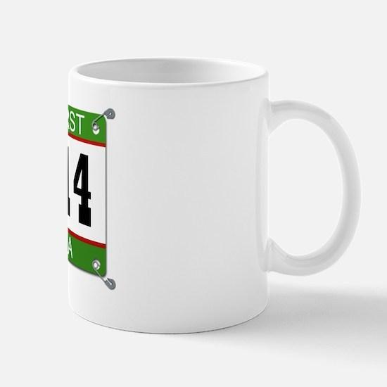 My First Ultra - 2014 Mug