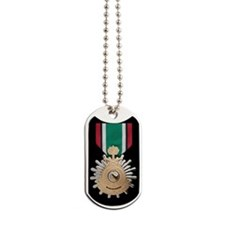 Kuwait Saudi Arabia Medal Dog Tags