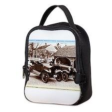 VintageAuto - Neoprene Lunch Bag