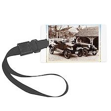 VintageAuto - Luggage Tag