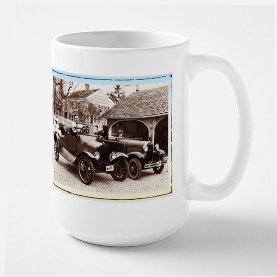 VintageAuto - Large Mug