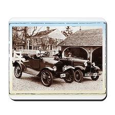 VintageAuto - Mousepad