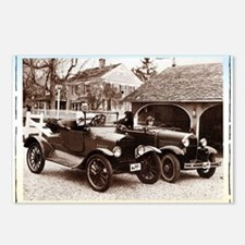 VintageAuto - Postcards (Package of 8)