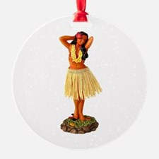 hulagirl Ornament